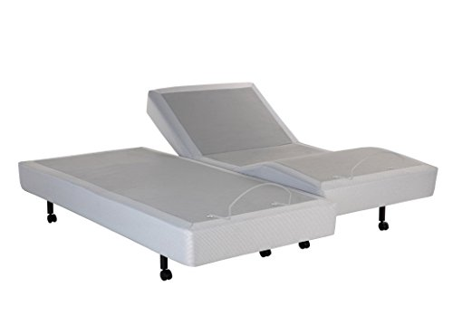 Adjustable Bed Base Full : Leggett and platt s cape split adjustable bed base