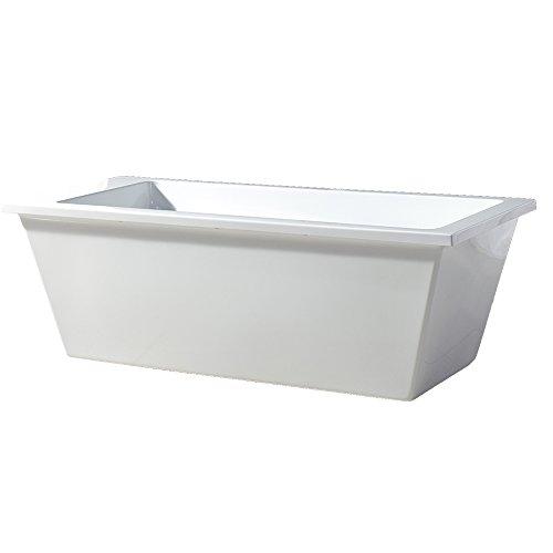Ove Houston Freestanding Bathtub 69 Inch By 31 Inch
