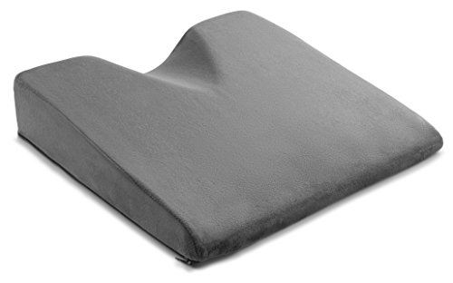 Comfysure 3 Inch Car Seat Wedge Cushion For Lower Back