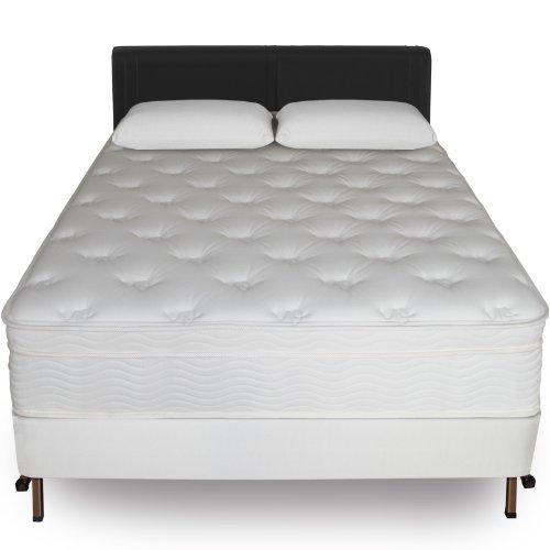 Zinus 5 Inch Wood Bed Frame For Box Spring Amp Mattress Set