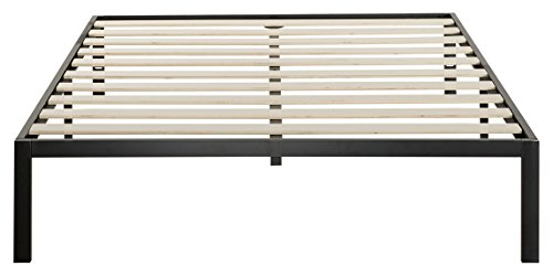 Zinus Modern Studio 14 Inch Platform 1000 Metal Bed Frame