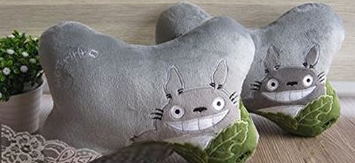 Finex Totoro Seat Head Seat Neck Rest Cushion With