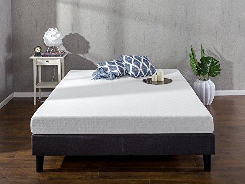 Zinus 14 Inch Bifold Platform Bed Frame Folding Mattress