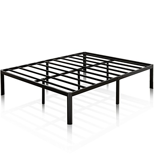 Zinus 16 Inch Metal Platform Bed Frame With Steel Slat