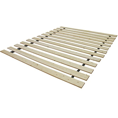 75 Inch 140h Bed Frame Side Rails With Hook On Brackets