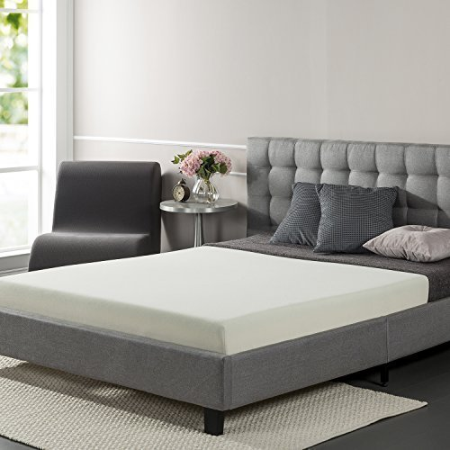 Dhp Maven Slat Platform Bed With Faux Leather Upholstery