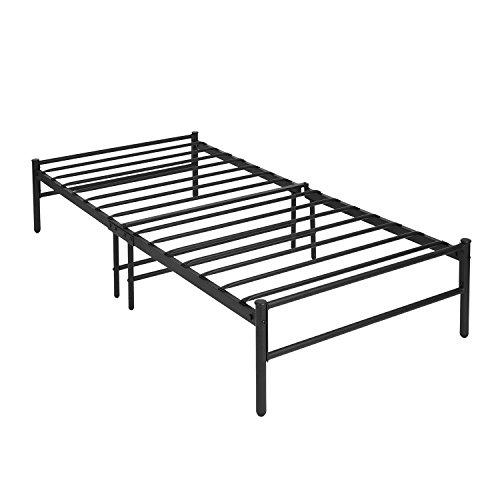 Greenforest 14 Inch Metal Platform Bed Frame Heavy Duty