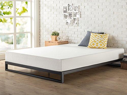 zinus 7 inch heavy duty low profile platforma bed frame. Black Bedroom Furniture Sets. Home Design Ideas