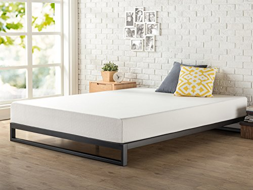 low profile bed frame zinus 7 inch heavy duty low profile platforma bed frame 29604
