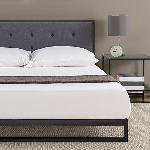 Zinus 7 Inch Low Profile Platforma Bed Frame Mattress