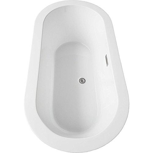 59 Woodbridge B 0012 Acrylic Freestanding Bathtub
