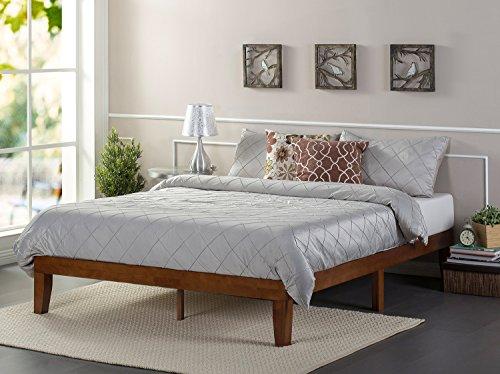 Zinus 12 Inch Wood Platform Bed No Boxspring Needed