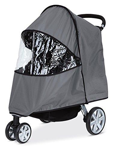 Britax B-Warm Insulated Infant Car Seat Cover, Polar Mist ...