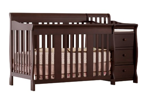 Storkcraft Full Size Metal Bed Frame Crib Conversion Kit