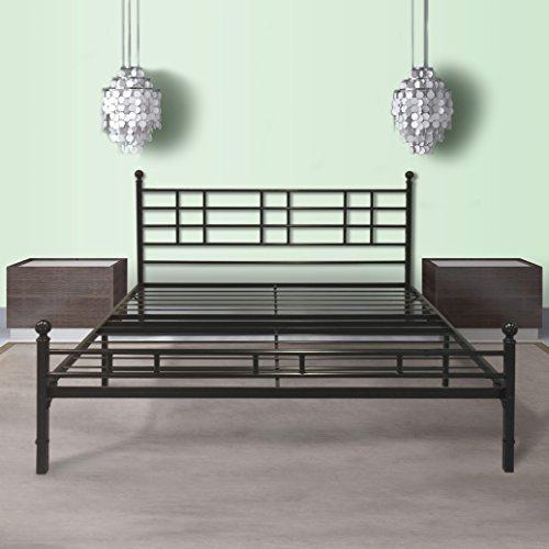 Best Price Mattress Model H Easy Set Up Steel Bed Frame