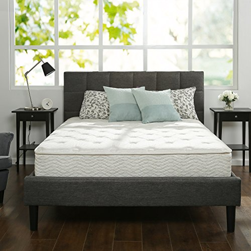 Zinus 10 Inch Smartbase Mattress Foundation Platform Bed