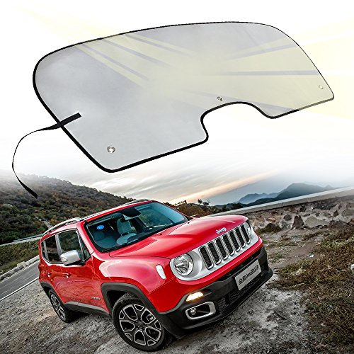 Opall Windshield Custom-fit Sun Shade Sunshade For All