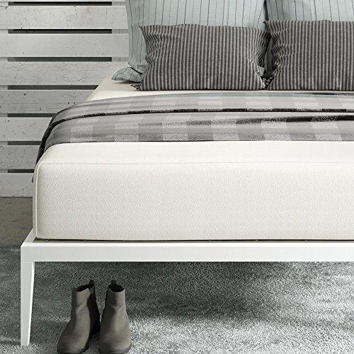 Signature Sleep Modern Metal Platform Bed Frame Under Bed