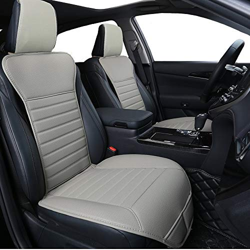 Big Ant Car Seat Cushion Sleek Design Full Size 2 PCS Breathable Universal Four Seasons Interior Front Or Back Covers For Auto Supplies Office Chair