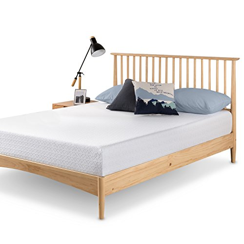 Greenforest Bed Frame Full Size With Headboard And Stable