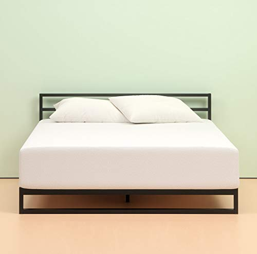 45minst 14 Inch Reinforced Platform Bed Frame 3500lbs