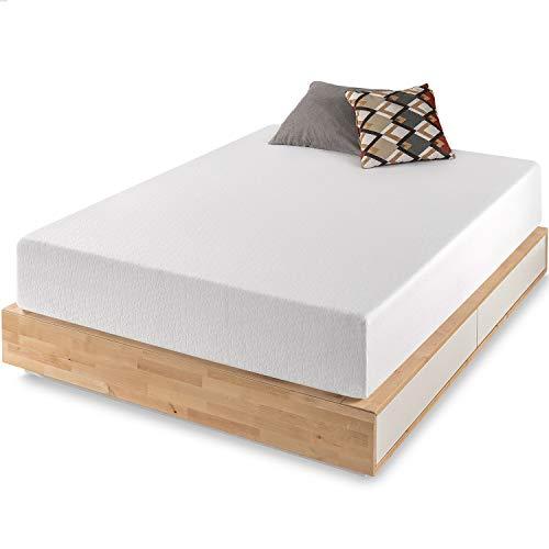 45min 14 Inch Platform Bed Frame Easy Assembly Mattress