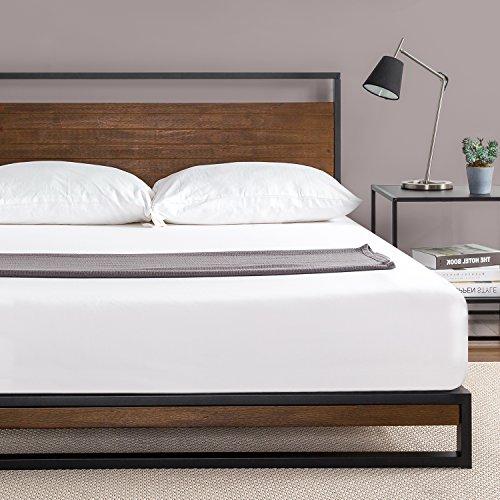 Zinus Trisha 7 Inch Low Profile Platforma Bed Frame
