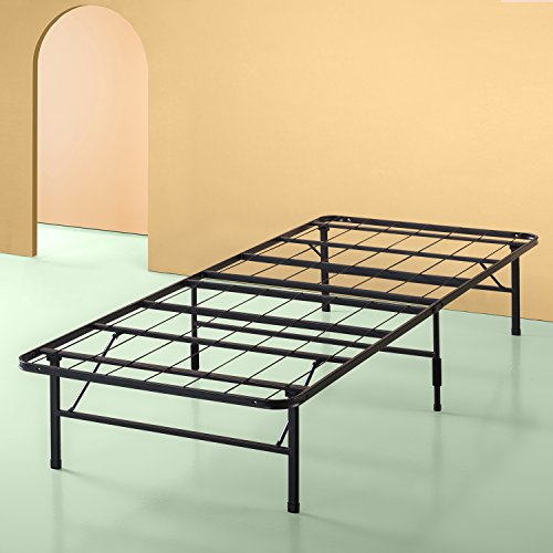 Twin Xl Sleep Master Platform Metal Bed Frame Foundation