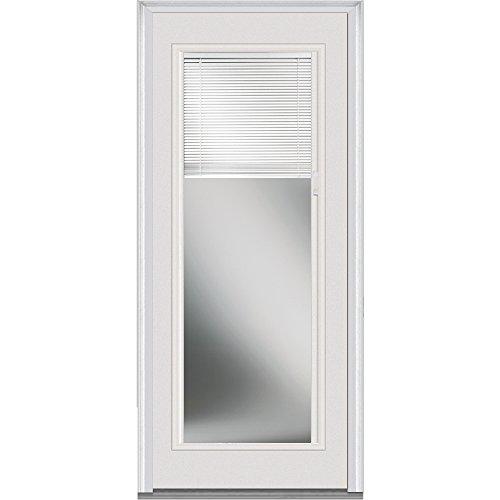National Door Company Z007819l Fiberglass Smooth Brilliant