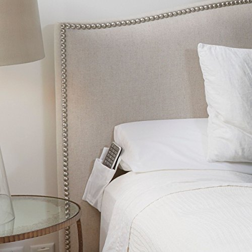 Queen - Hermell Products MW1020MO Bedroom Headboard Wedge ...