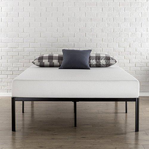 Zinus Van 16 Inch Metal Platform Bed Frame With Steel Slat