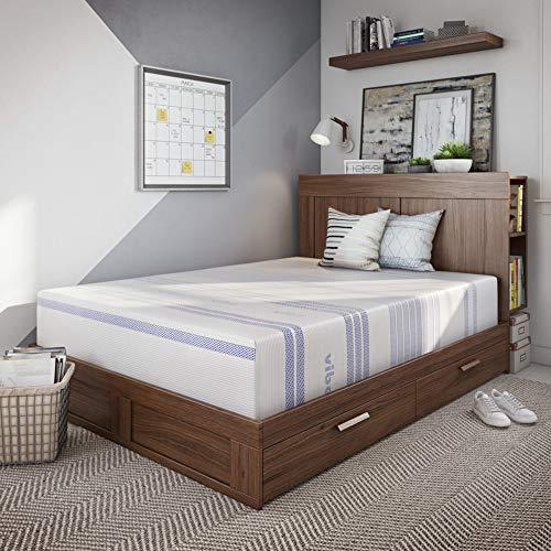 Homdock 14 Inch Metal Platform Bed Frame Sturdy Strong