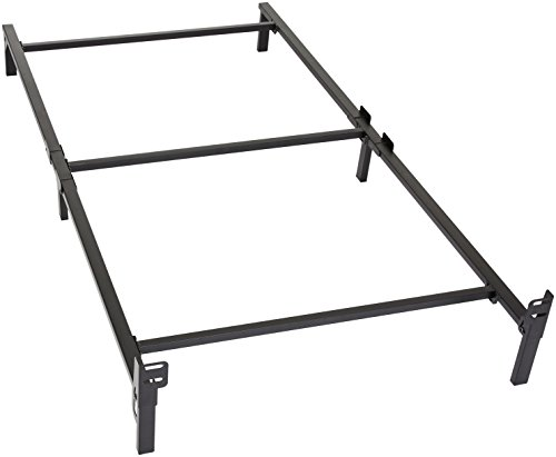 Twin Size Bed Strong Support For Box Spring And Mattress